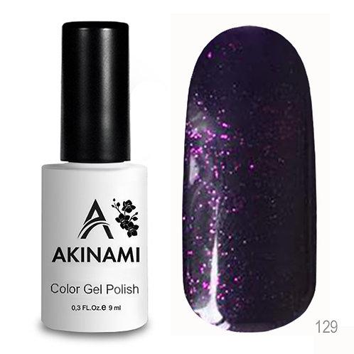 Гель-лак Akinami Color Gel Polish AСG129