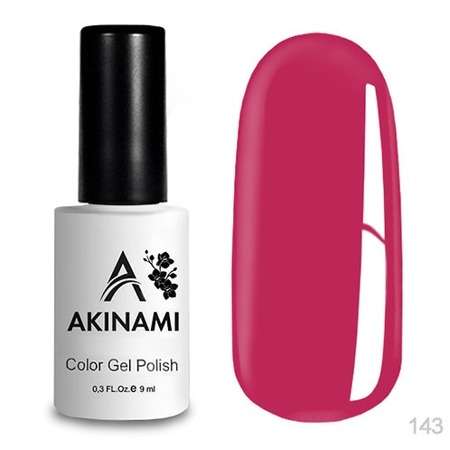 Akinami Color Gel Polish 143
