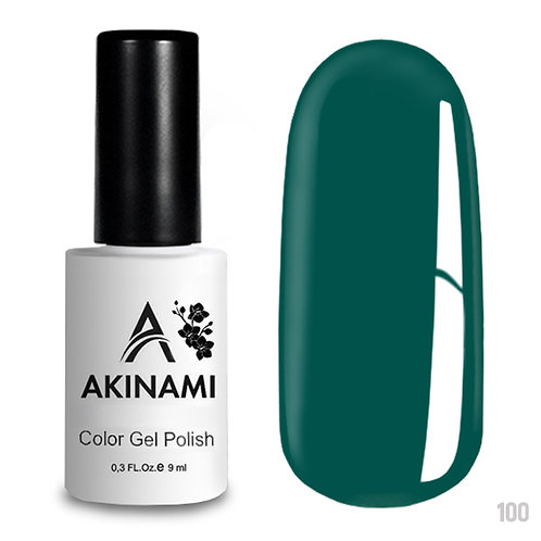 Akinami Color Gel Polish 100
