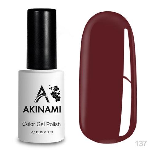 Akinami Color Gel Polish 137