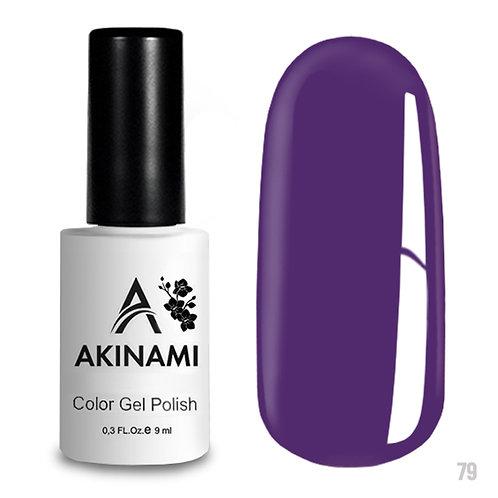 Akinami Color Gel Polish 079