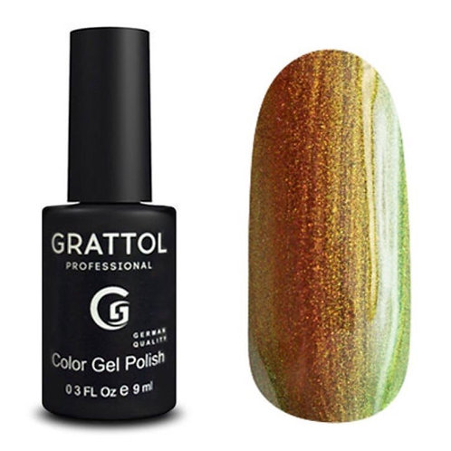 Grattol Color Gel Polish Galaxy Star 011