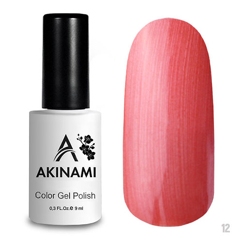 Akinami Color Gel Polish 012