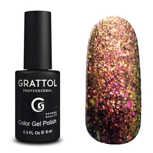 Grattol Color Gel Polish Galaxy Copper 004