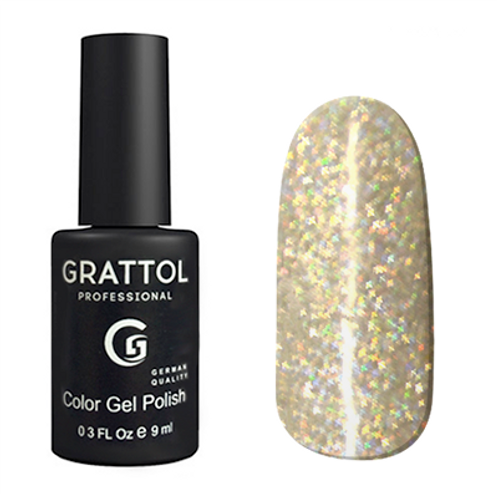 Grattol Color Gel Polish LS Diamond 01