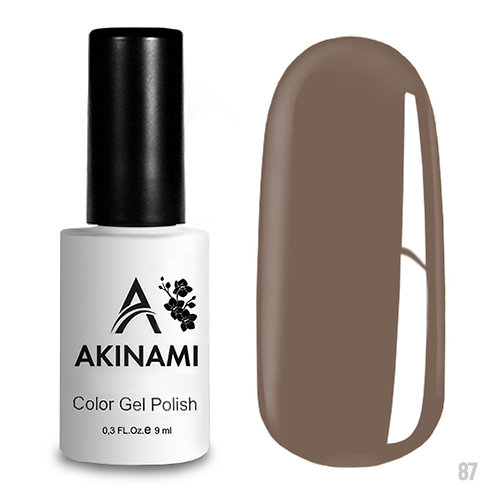 Akinami Color Gel Polish 087