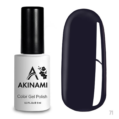 Гель-лак Akinami Color Gel Polish AСG071