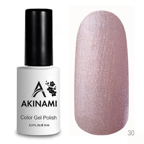 Akinami Color Gel Polish 030