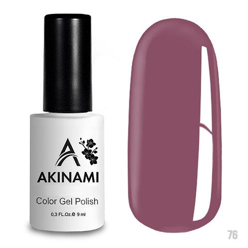 Гель-лак Akinami Color Gel Polish AСG076