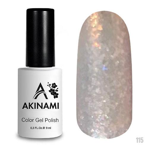 Akinami Color Gel Polish 115