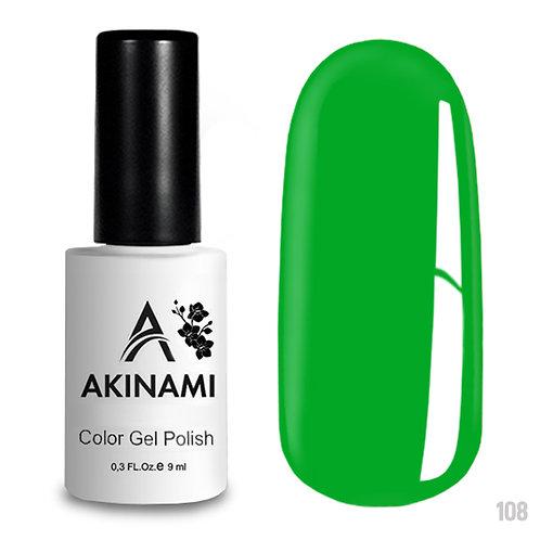 Akinami Color Gel Polish 108