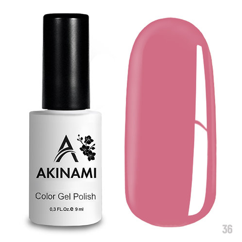 Akinami Color Gel Polish 036