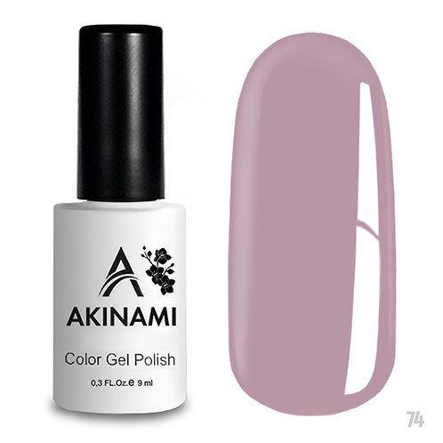 Гель-лак Akinami Color Gel Polish AСG074