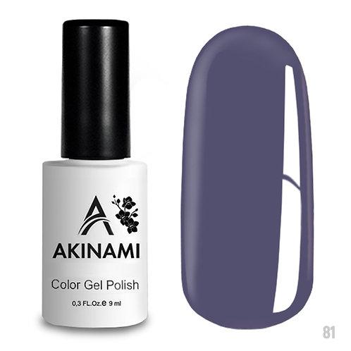 Akinami Color Gel Polish 081