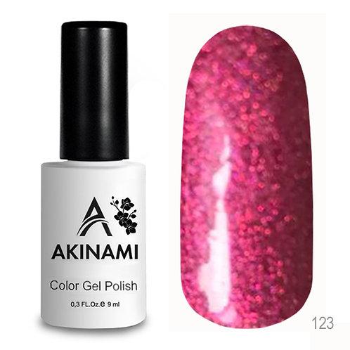 Akinami Color Gel Polish 123