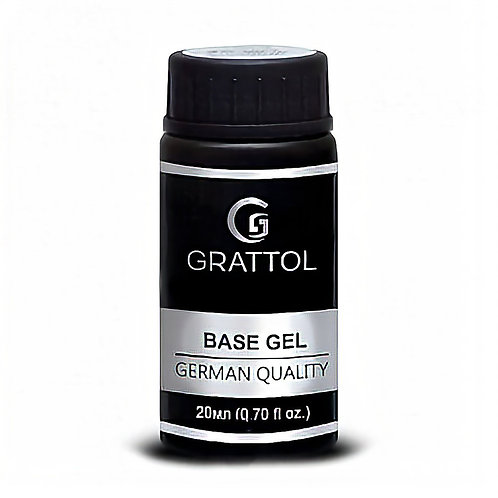 Grattol Rubber Base Gel Extra (20 мл)