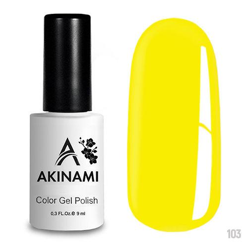 Akinami Color Gel Polish 103