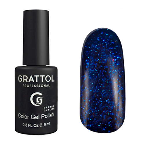 Grattol Color Gel Polish LS Sapphire 01