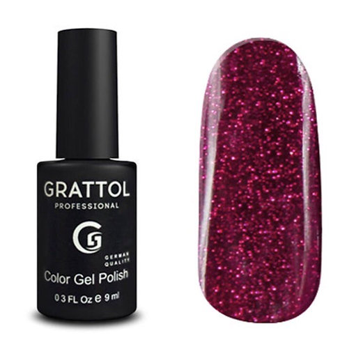 Grattol Color Gel Polish LS Ruby 03