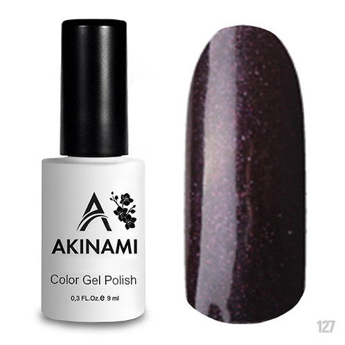 Akinami Color Gel Polish 127