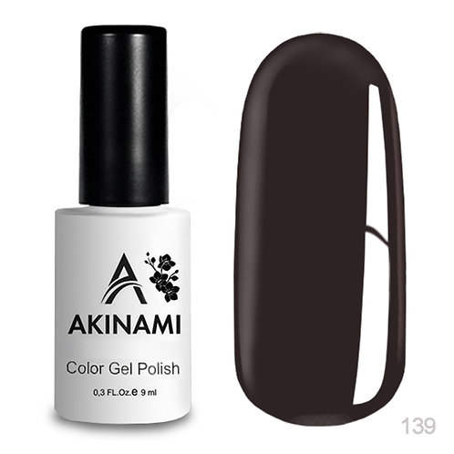 Akinami Color Gel Polish 139