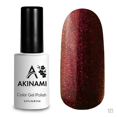 Akinami Color Gel Polish 121