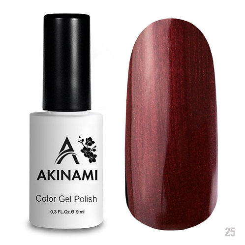 Akinami Color Gel Polish 025