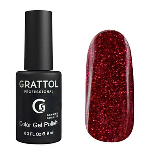 Grattol Color Gel Polish LS Ruby 03