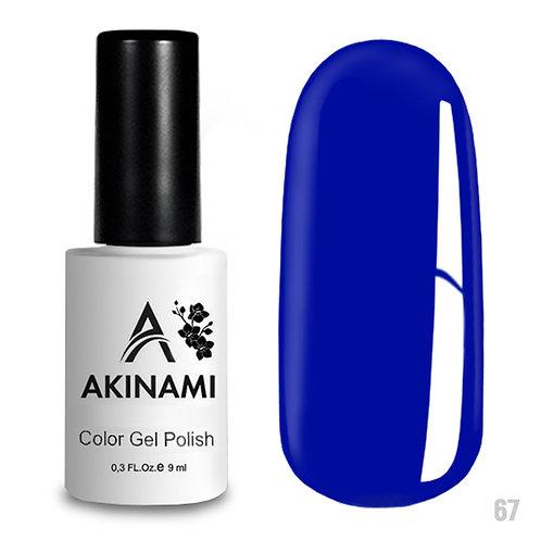Akinami Color Gel Polish 067