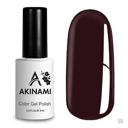 Гель-лак Akinami Color Gel Polish AСG055