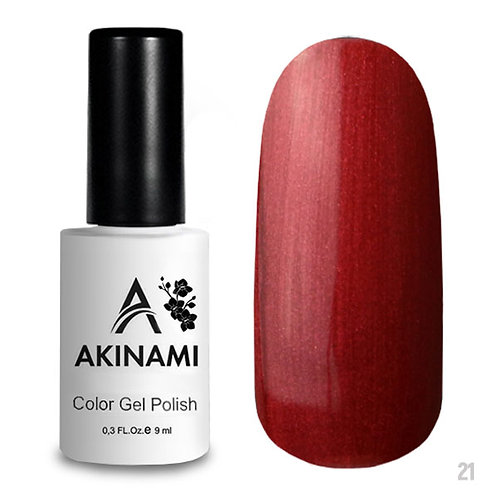 Akinami Color Gel Polish 021