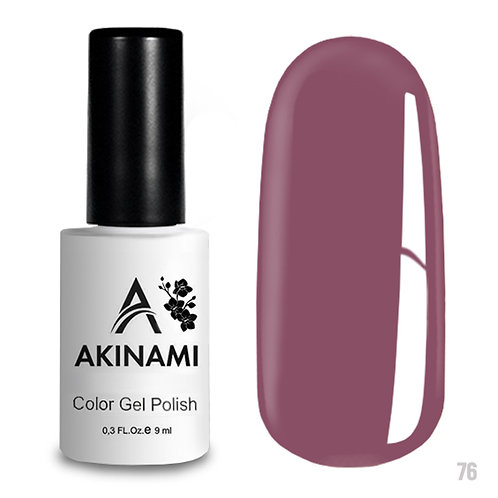 Akinami Color Gel Polish 076