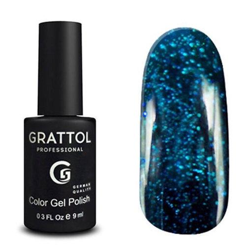 Grattol Color Gel Polish LS Emerald 03
