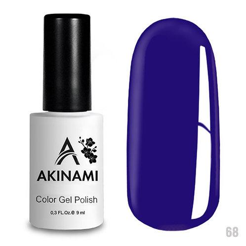 Akinami Color Gel Polish 068