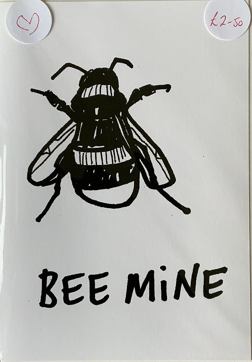 Bee Mine  - Gillian Gilroy