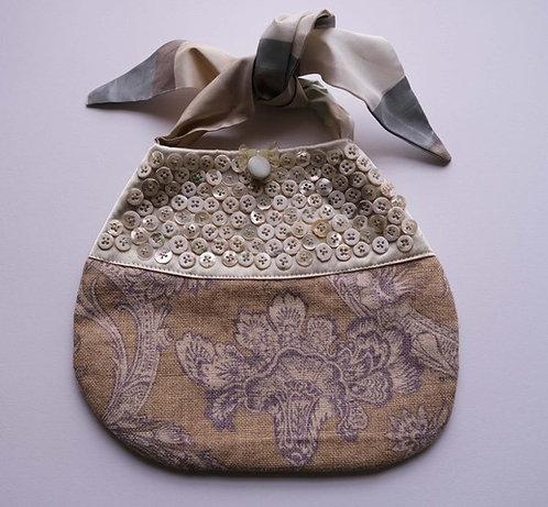 Grandma's Button Bag - Linda Dewart