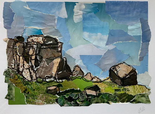 Cow and Calf - Gillian Gilroy