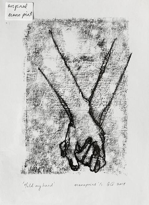 Hold my hand - Gillian Gilroy