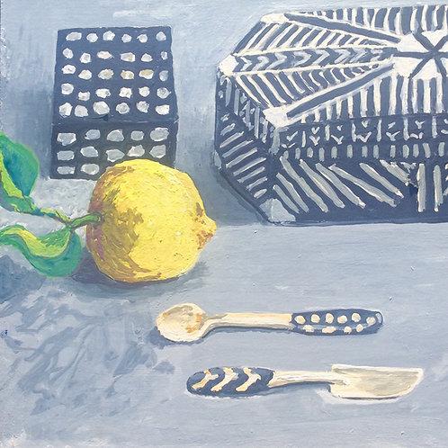 Designer Lemon - Jackie Waring