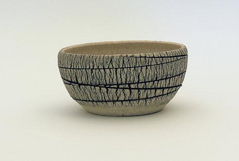 Veined Limestone Bowl - Emmeline Butler