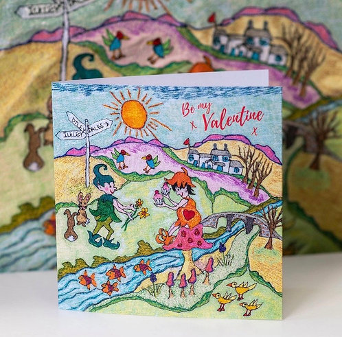 Valentines Card - Aneeta Seshan