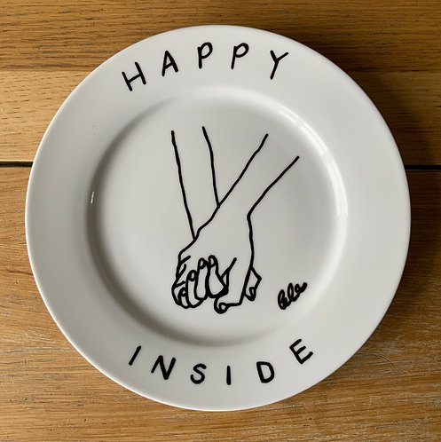 Happy Inside   - Gillian Gilroy