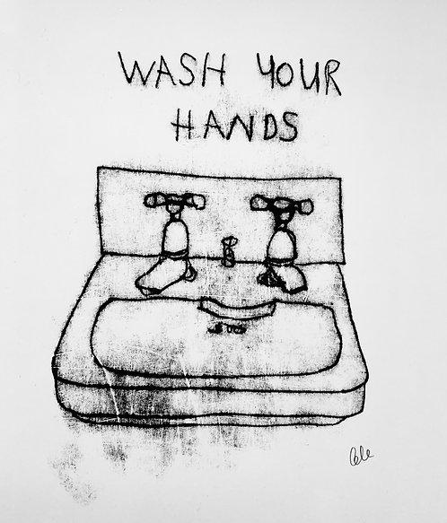 Wash Your Hands - Gillian Gilroy
