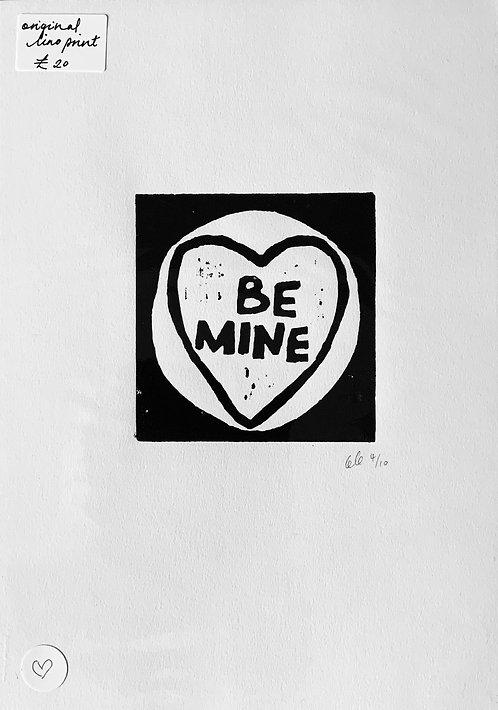 Be Mine  - Gillian Gilroy