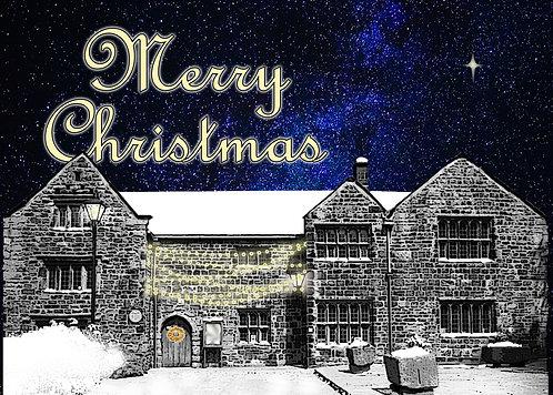 Ilkley Manor House Christmas Cards