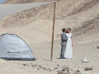 Desert Wedding I חתונה מדברית