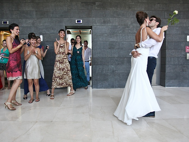 Wedding in Cesarea I חתונה בקיסריה