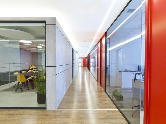 יוחננוף - משרדי ההנהלה הראשית