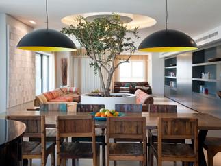 דירה במגדלי W בתל אביב