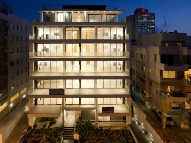 בנין למכירה - גורדון 6 תל אביב